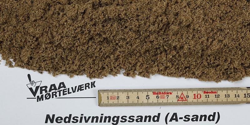 Filtersand