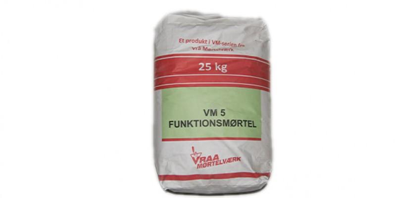 VM5 - Funktionsmørtel