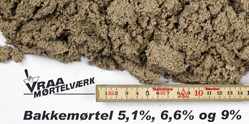 Vrå Bakkemørtel 3,5%
