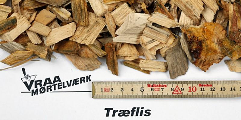 Træ flis